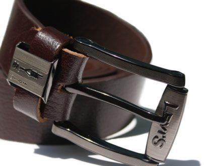Thắt lưng da bò nguyên tấm đẹp Ngọc Quang