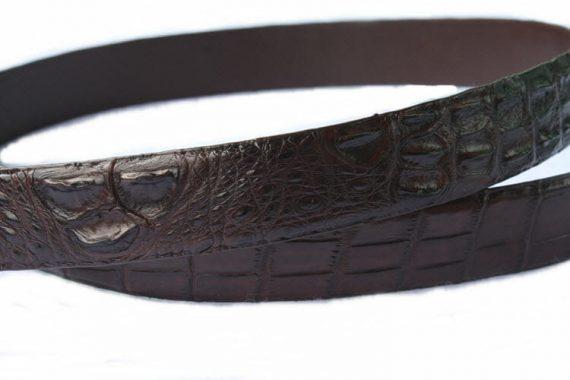 dây lưng da cá sấu không nối ngọc quang