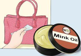 3 phương pháp để lau chùi bề mặt sản phẩm da