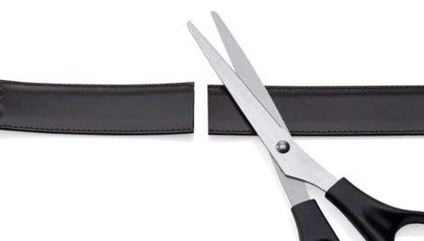 cách cắt ngắn dây nịt Ngọc Quang