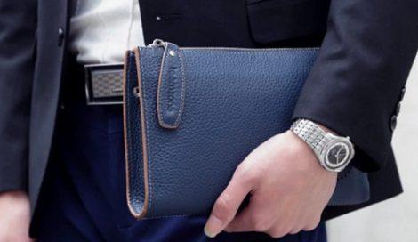 ví cầm tay đi tiệc sang trọng