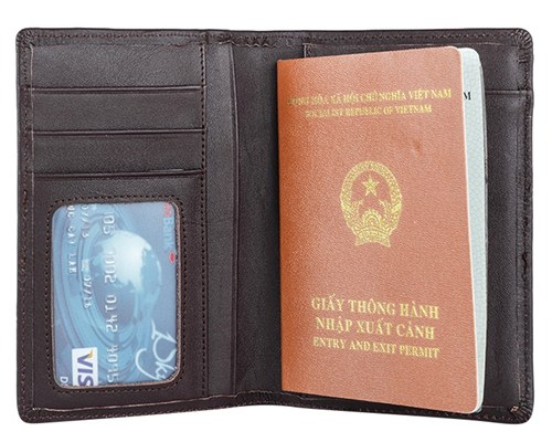 bao đựng passport