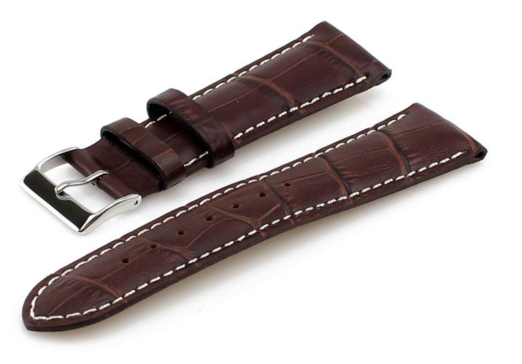 dây đồng hồ da bò