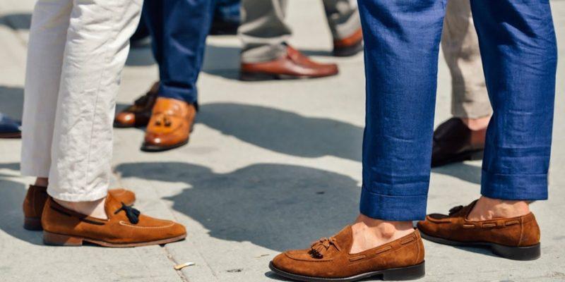 giày loafer là gì