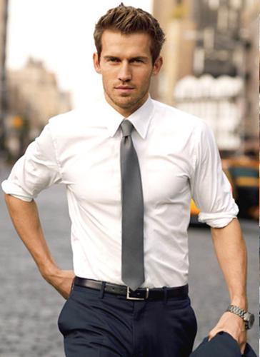 cách chọn áo sơ mi nam