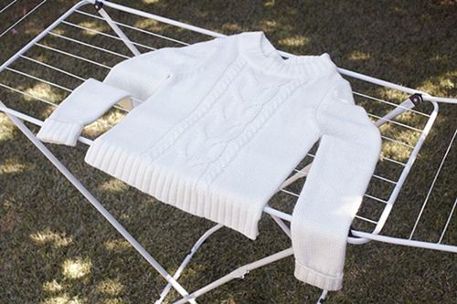 áo len bị giãn