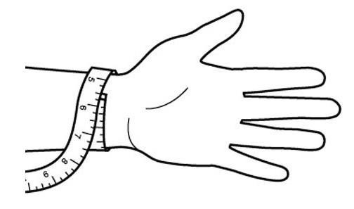 cách đo size đồng hồ