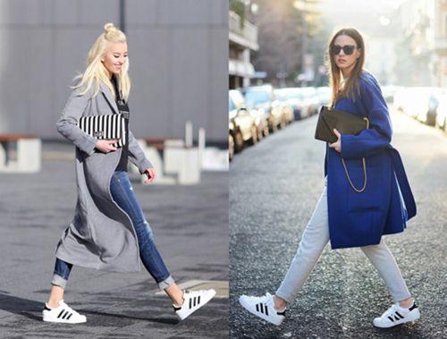giày adidas nữ