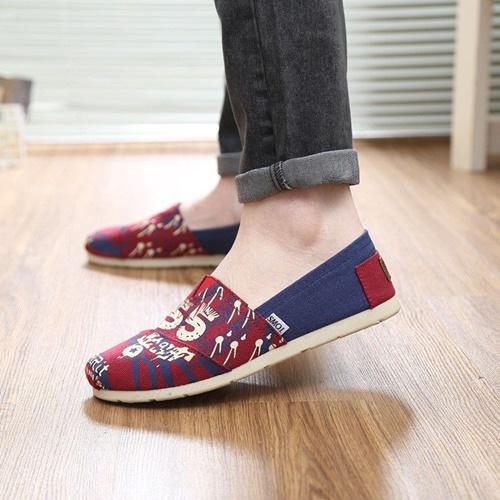giày lười nữ
