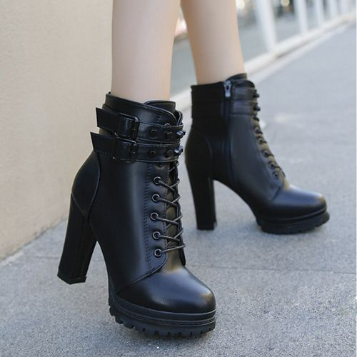 giày boot nữ