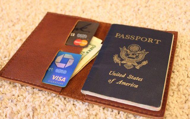 kích thước passport