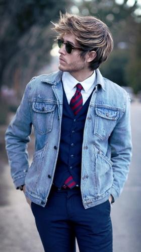 áo khoác gió nam
