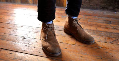 giày clarks ở vincom