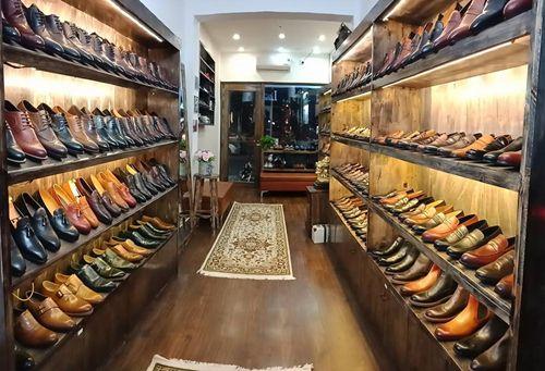 shop bán giày nam