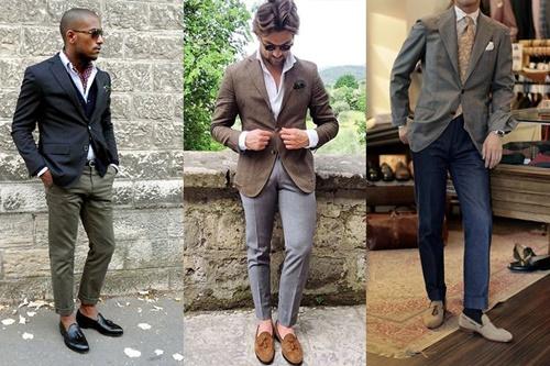 nam thấp nên đi giày gì
