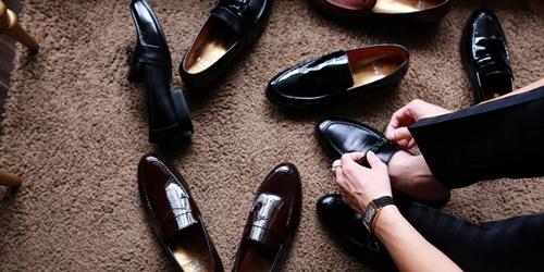 các mẫu giày nam đẹp