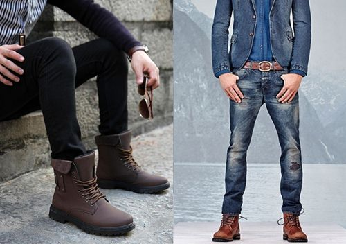 Giày cao cổ đẹp