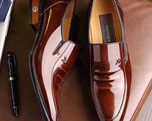 giày da bò nam tphcm