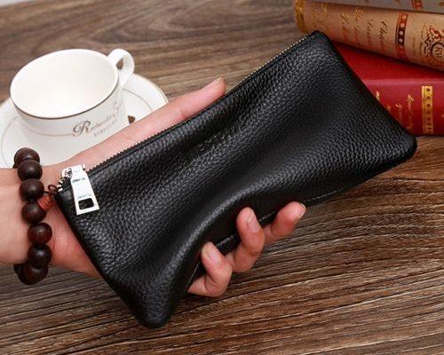 các mẫu ví cầm tay nam đẹp