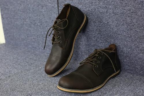 các kiểu giày nam