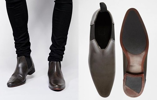 giày chelsea boots nam tphcm
