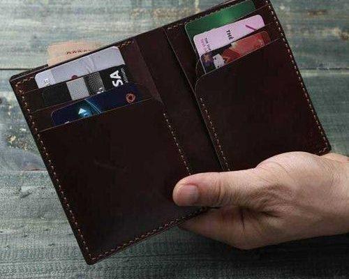 Những mẫu ví nam đẹp