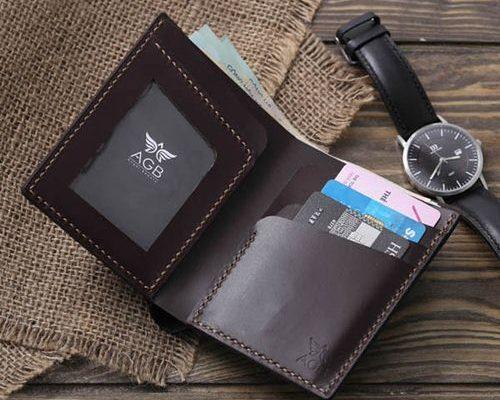 Các mẫu ví nam nhỏ gọn