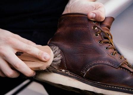 giày da bò nam