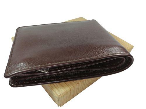 Các mẫu ví da bò thật