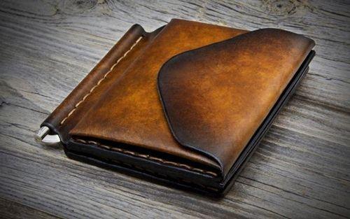 Mẫu ví dài nam
