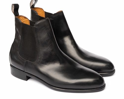 giày chelsea boots nam