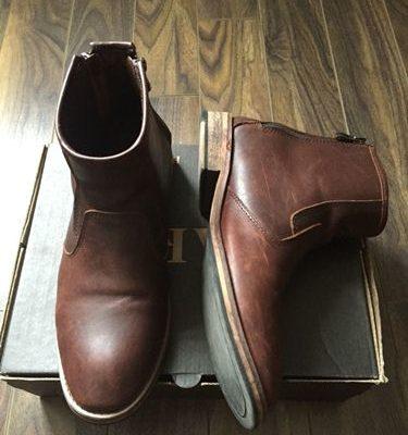 Giày cao cổ nam hàn quốc