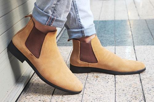 giày cổ lửng