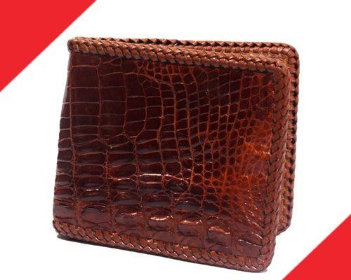 Bóp da nam handmade