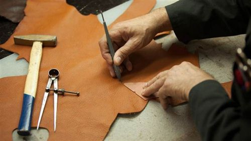 Đồ da handmade hcm