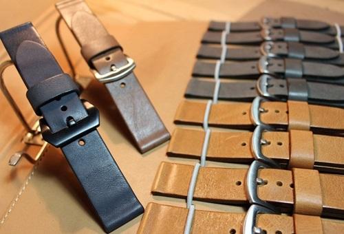 dây da đồng hồ handmade tphcm