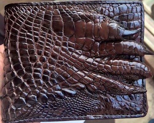Bóp da cá sấu giá rẻ