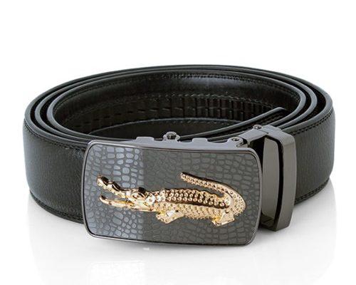 thắt lưng da cá sấu giá rẻ