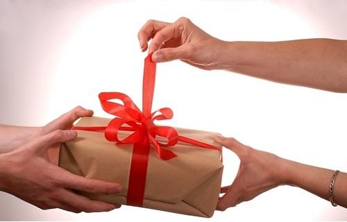 quà tặng nhỏ xinh