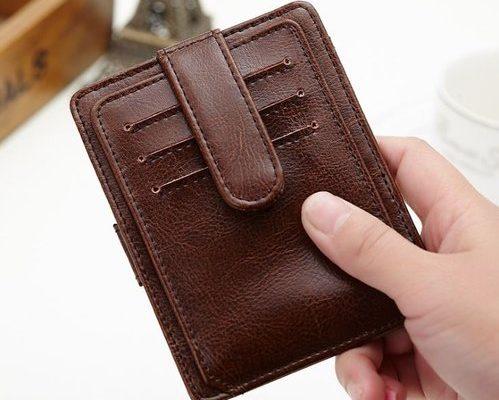 ví đựng thẻ nam