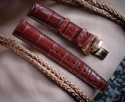 các loại dây da đồng hồ