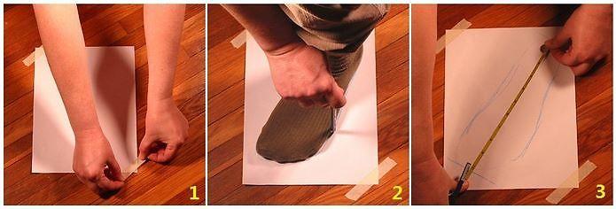cách đo size giày nữ chuẩn