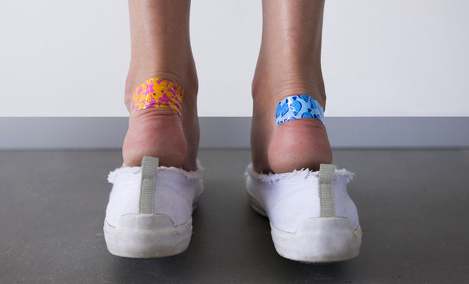 cách làm giày rộng thành chật