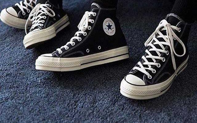 bảng size giày converse