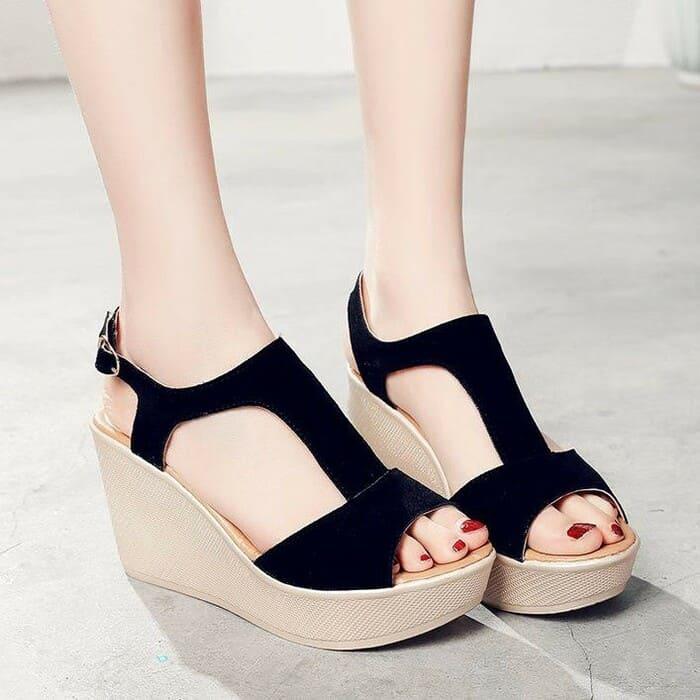 bắp chân to nên đi giày gì