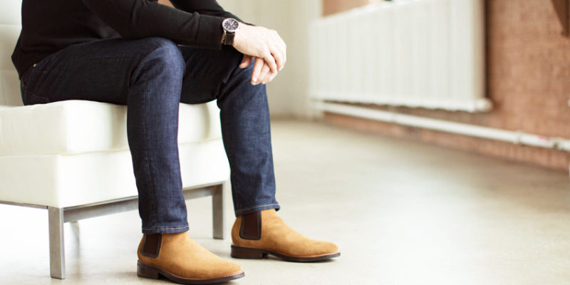 cách thắt dây giày cổ cao