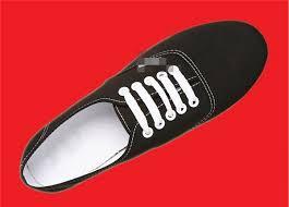 cách thắt dây giày vans
