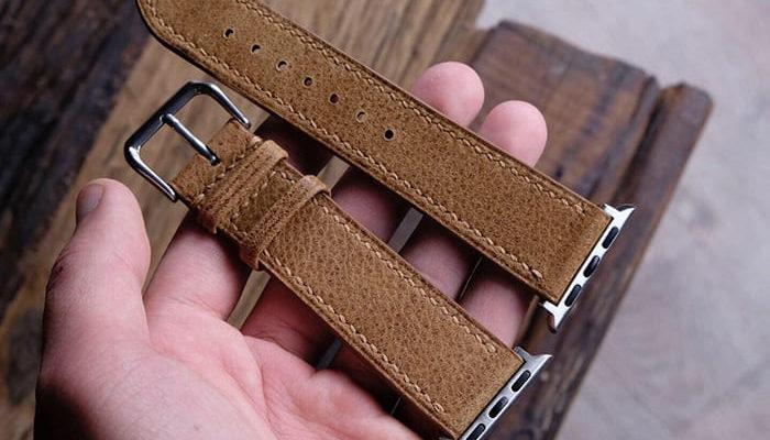 dây da đồng hồ handmade hà nội