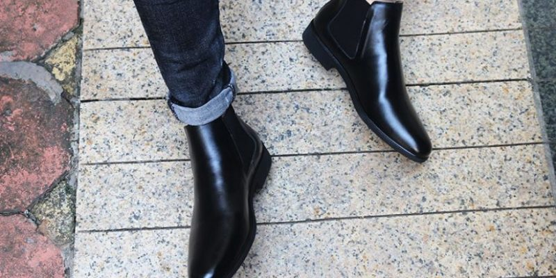 giày chelsea boot