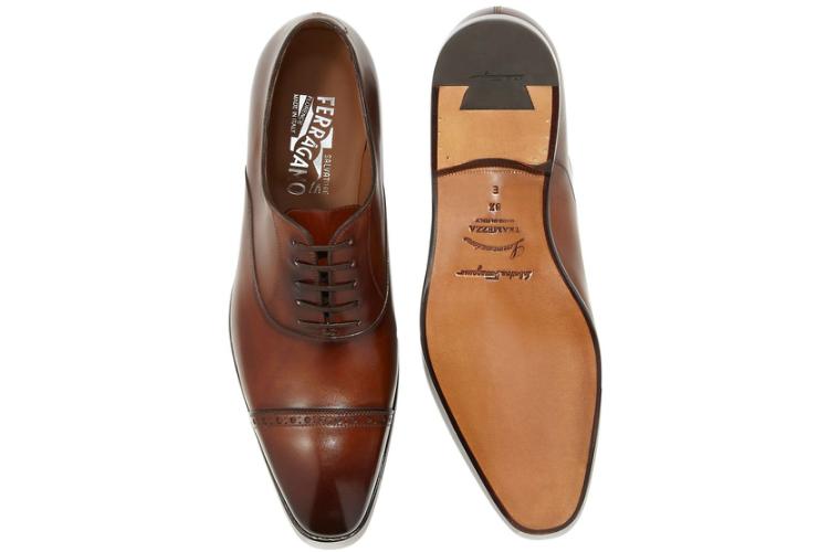 các hãng giày da nam nổi tiếng
